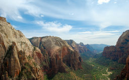 Free Zion National Park Stock Photo - 10609200