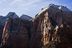 Zion National Park. Stock Photography