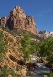 Zion National Park Photos stock