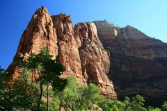 Zion National Park 2 Royalty Free Stock Photo