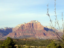 Zion National Park 2 Royalty Free Stock Photos