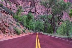 Zion National Park. Utah, USA Stock Image