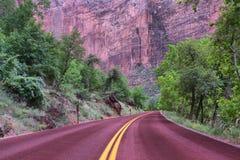 Zion National Park. Utah, USA Stock Photos