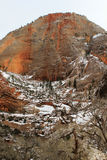 Zion National Park Foto de archivo libre de regalías
