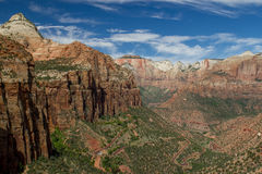 Zion National Park #1 Imagem de Stock Royalty Free