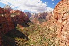 Zion National Park Lizenzfreies Stockbild