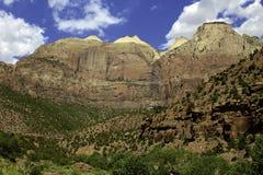 Zion National Park Imagenes de archivo
