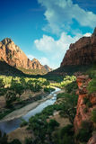 Zion National Park Photo stock
