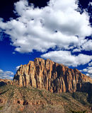 The Zion National Park Stock Photos
