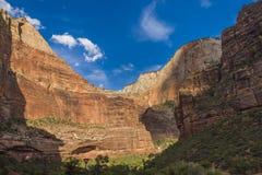Zion National Park Image libre de droits