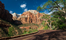Zion National Park Stock Image