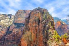 Zion National Park Fotos de Stock