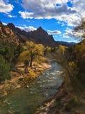Zion National Park foto de stock
