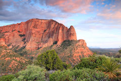 Zion national Park. Stock Image