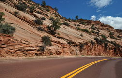 Zion National Park Royalty Free Stock Images