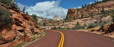 Zion National Park Stock Photography