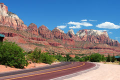 Zion National Park, USA Stock Photography