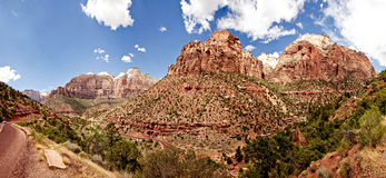 Zion National Park, USA Stock Photos