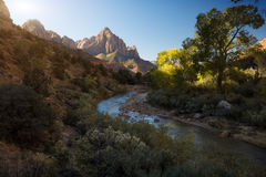 Zion National Park, USA Stock Photo