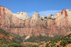 Zion National Park, Utah Royalty Free Stock Photo