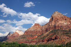 Zion National Park, Utah Royalty Free Stock Photos