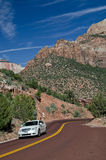 Zion National Park - Utah Royalty Free Stock Images