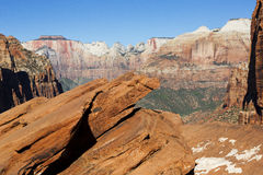 Zion National Park, Utah Stock Image