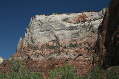 Zion National Park, Utah Royalty Free Stock Photo