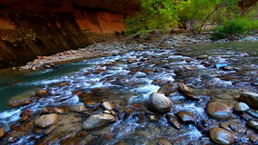 Zion National Park Utah stock video footage