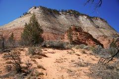 Zion National Park, Utah, USA Stock Photos