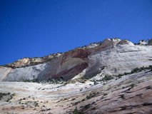 Zion National Park In Utah USA Royalty Free Stock Image