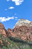 The Zion National Park, Utah Royalty Free Stock Photography