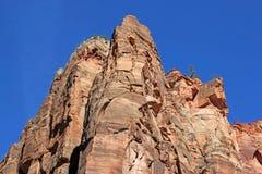 Zion National Patk, Utah Royalty Free Stock Image