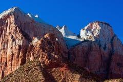 Zion Nationalpark. Stockbild