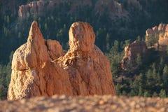 Zion nationalpark Royaltyfria Bilder