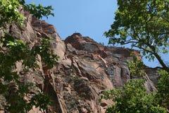 Zion Nationalpark, Utah Lizenzfreie Stockbilder