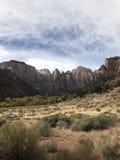 Zion Natural History Association Views Stock Photography