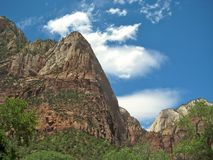 Zion NP Royalty Free Stock Photo