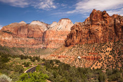 Zion NP Stock Images