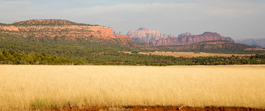 Free Zion Panorama Royalty Free Stock Photography - 34020407