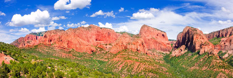 Zion Park Stock Photography