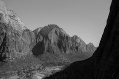 Zion park narodowy Obraz Royalty Free