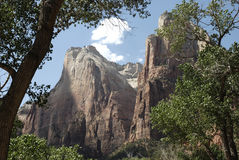 Zion Scenic Royalty Free Stock Photography