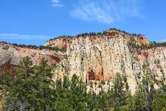 Zion Scenic Landscape Foto de archivo libre de regalías