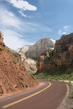 Zion Royalty Free Stock Images