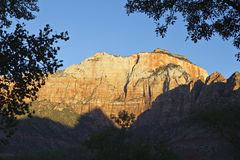 Zion Sunrise Stock Photos