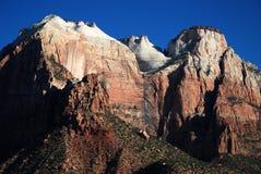 Zion, Utah, de V.S. royalty-vrije stock afbeeldingen