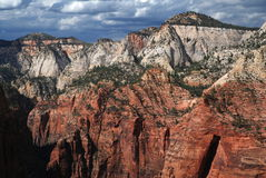 Zion,Utah, USA Royalty Free Stock Photos