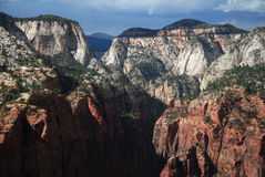 Zion,Utah, USA Stock Image