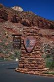 Zion,Utah, USA Royalty Free Stock Photo